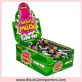 Charms® Blow Pop Lollipops What A Melon - 48-ct (Peanut Free)