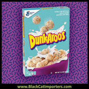 DUNKAROOS CEREAL 12CT  **SPECIAL PRICE**