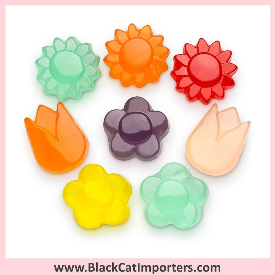AlbaneseAwesome GummyBlossoms / Bulk