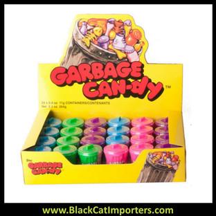 Bazooka Garbage Candy 24ct