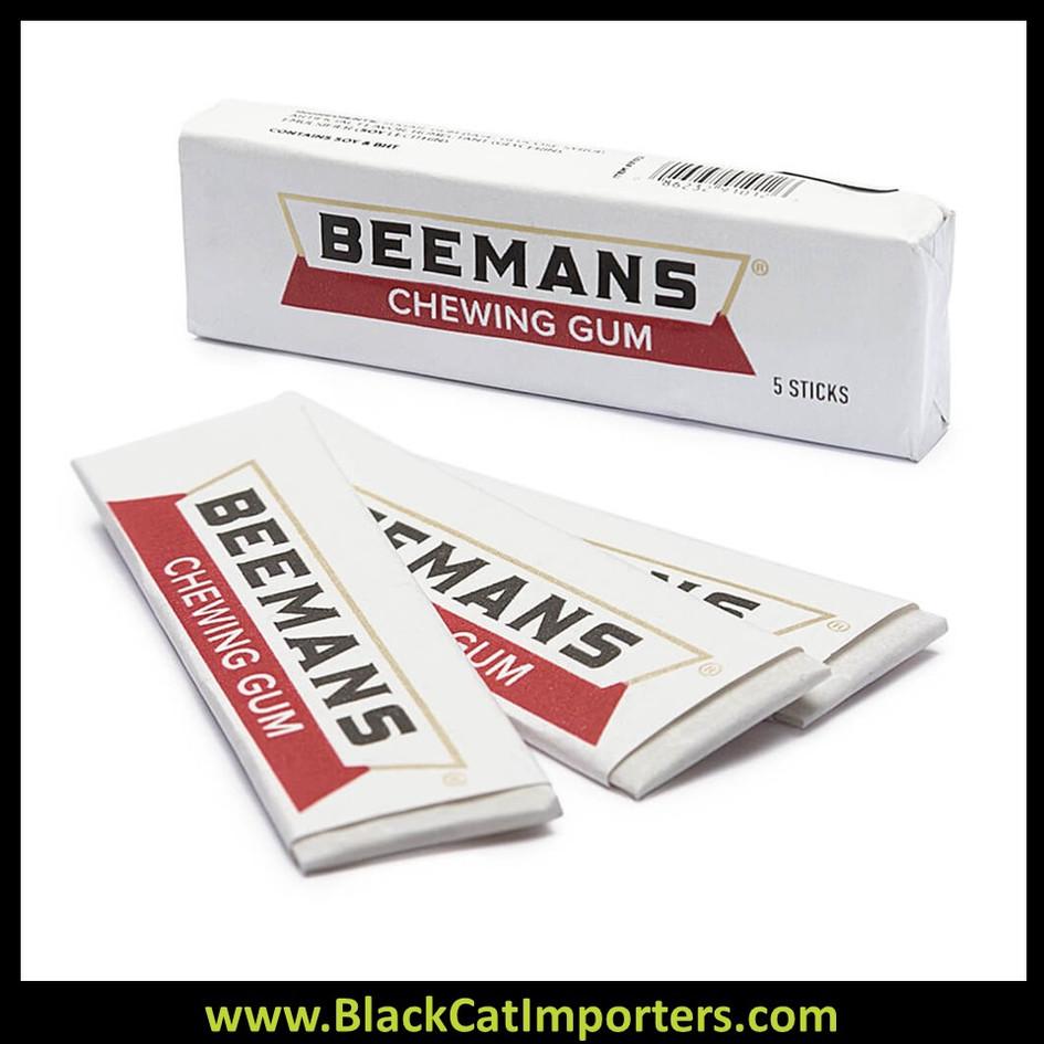 Nostalgia Beemans Gum 5-Stick Packs: 20-Piece Box