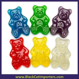 Albanese Papa Bears Jumbo Gummy Bears 5LB Bag