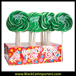 Whirly Pop Colors - Green & White 24-42.5g