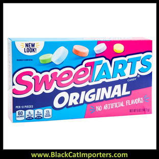 Wonka SweeTarts Tangy Candy Theatre Size 10ct / Case