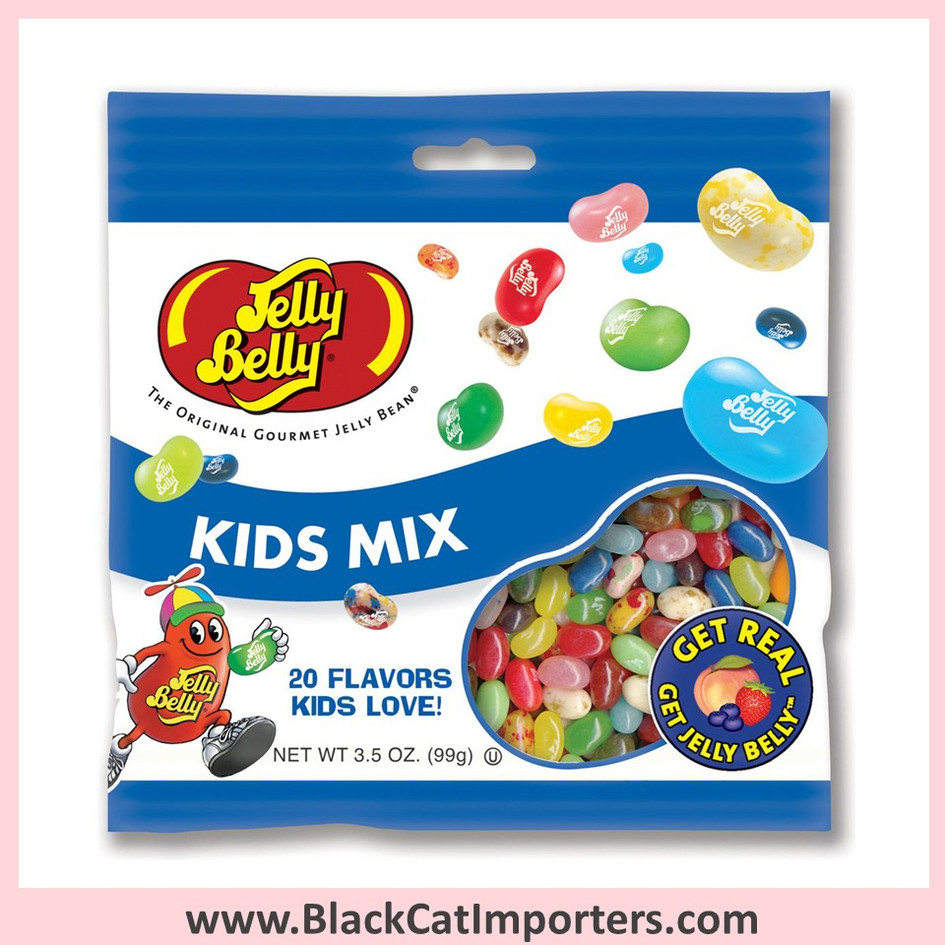 Jelly Belly - Kids Mix / Peg Bag