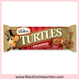 Turtles Chocolate Bars / Original