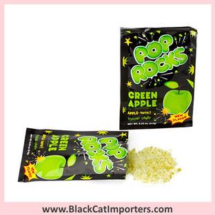 Pop Rocks / Green Apple
