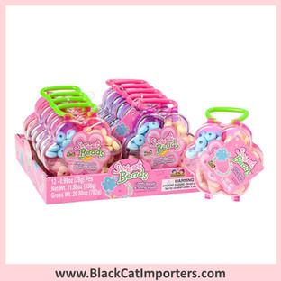 Sweet Beads Candy DIY Jewelry Kits 12-Piece Display