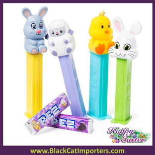 Pez Blister Pack Easter Assorted 12CT