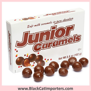 Junior Caramels / Theater Box