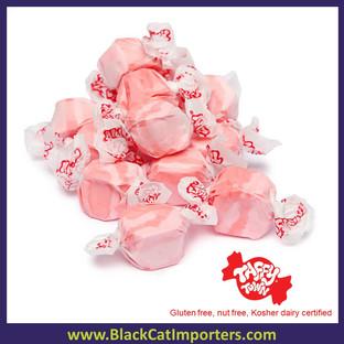 Taffy Town Salt Water Taffy - Cran Raspberry: 5LB Bag