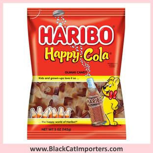 Haribo Gummies / Happy Cola / Peg Bag