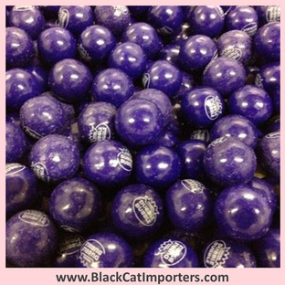 Bulk Dubble Bubble Great Grape Gumballs 5lbs Bag