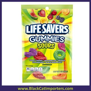 LifeSavers Gummies Sours 12ct 7oz