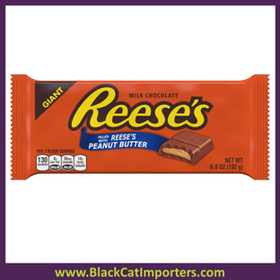Reeses Peanut Butter Giant Bar 12ct