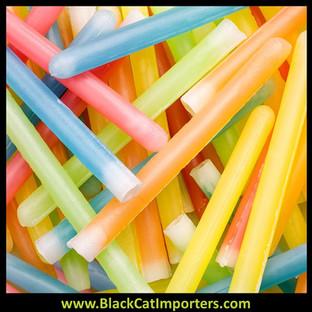 Nik-L-Nip - Wax Candy Syrup Sticks / Bulk 18.5 lbs
