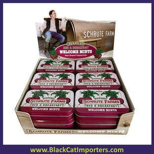 The Office – Schrute Farms Welcome Mints 18ct