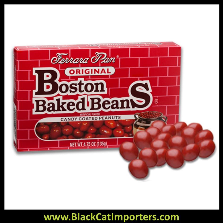 Boston Baked Beans / Theater Box