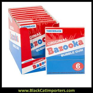 Bazooka Original Throwback Mini Wallet Pack 12ct 1.5oz
