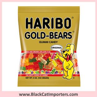 Haribo - Gold Bears / Peg Bag