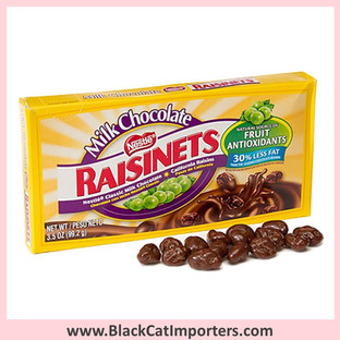 Raisinets Raisin Candies / Milk Chocolate / Theater Box