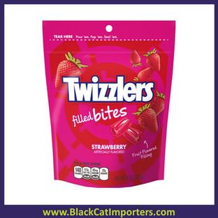 Twizzlers Filled Bites Strawberry 9ct 8oz