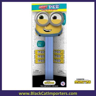 Pez Giant - Giant Minion Bob Talking PEZ Dispenser