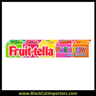 Fruittella Rainbow Chewy Sweets