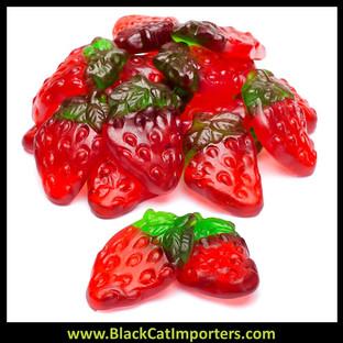 Haribo Bulk Strawberries 5lb/Bag