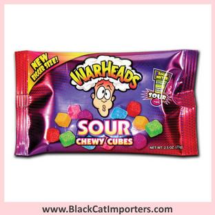 WarHeads - Sour Chewy Cubes Bulk