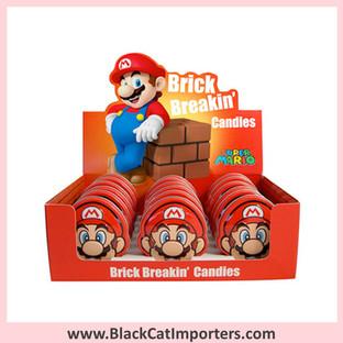 Nintendo Mario Brick Breakin' Mints