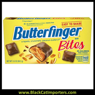 Butterfinger Bites Theater Size 9ct / Case