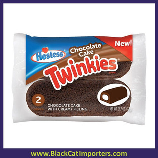 Hostess Twinkies Chocolate Cake (2 pack) 6ct 2.7oz
