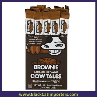 Cow Tale Caramel Brownie  36ct