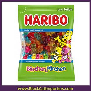 Haribo Sweet & sour Bear Buddies (Barchen Parchen) 175g 15ct