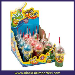 Splash-N-Lik Lollipops