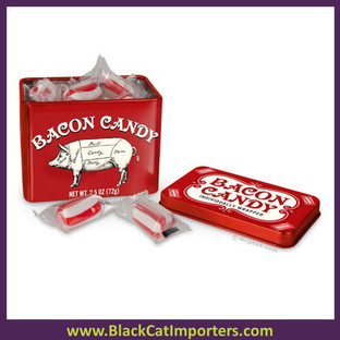 Archie McPhee - Bacon Candy 6ct