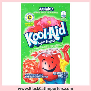 Kool-Aid Unsweetened Drink Mix / Jamaica
