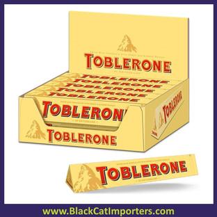 Toblerone Milk Chocolate 100g  20ct