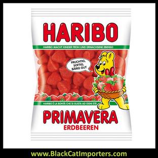 HARIBO PRIMAVERA (STRAWBERRIES) 15/100g