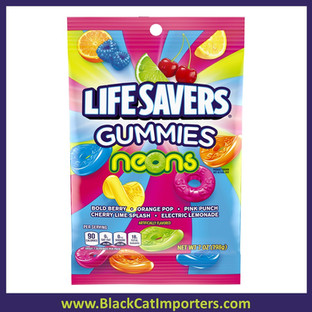 LifeSavers Gummies Neons 12ct 7oz