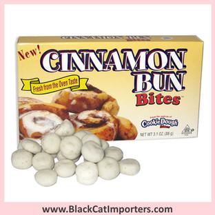 Taste of Nature Cinnamon Bun Bites   Theater Box