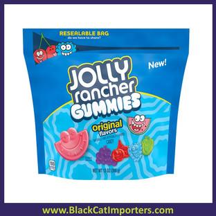 JOLLY RANCHER Gummies Original Flavors Pouch 13oz 8ct