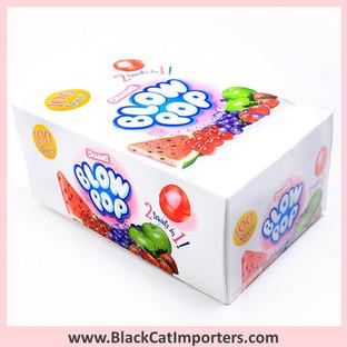 Charms® Blow Pop Lollipops Assorted - 100-ct (Peanut Free)