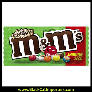 M&M's Crispy Sharing Size 24ct