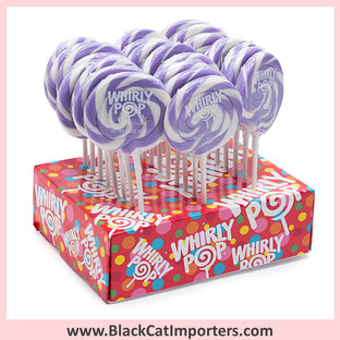 Whirly Pops / 1.5-Ounce / Lavender (Grape)