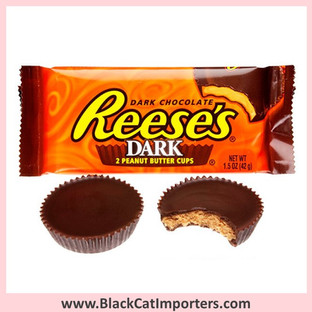 Reese's PNB Cup 2Pk Dark Choc Under 200 Cal 1.4oz 24ct