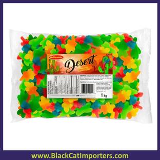 McCormicks Desert Gummy Bulk Bags 2/1.0kg bag