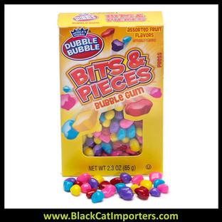 Dubble Bubble Bits & Pieces Gum 2.3oz 24ct