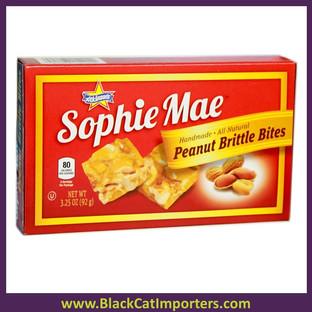 Atkinson's Sophie Mae Peanut Brittle Theater Box 12ct